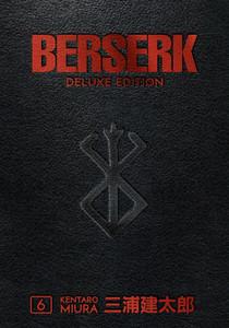 Berserk Deluxe Edition - Omnibus 6 (Hardcover)