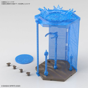 Customize Scene Base 5 - 1/144 Water Field Ver.