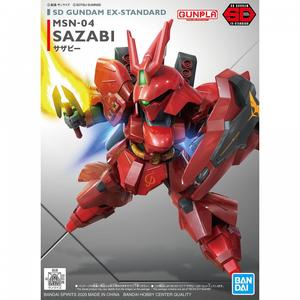 017 - Sazabi