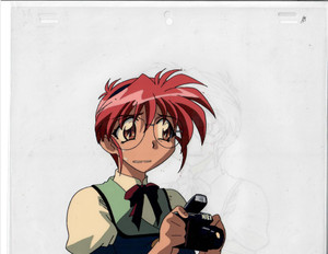D4 Princess - Production Cel 04