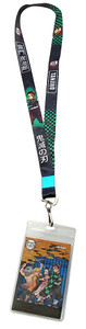 Demon Slayer - Tanjiro Lanyard