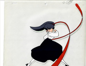 Ranma 1/2 - Production Cel 127