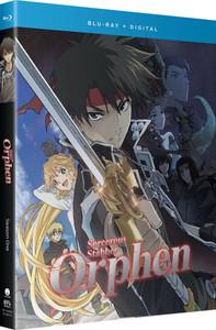 Sorcerous Stabber Orphen Season 1 Blu-ray