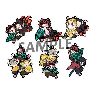 Demon Slayer - Rubber Mascot Buddycolle Vol. 1