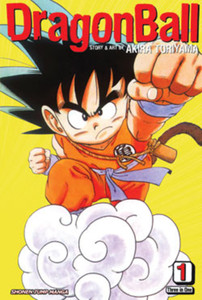 Dragon Ball - Omnibus 1 (Volumes 1-3)