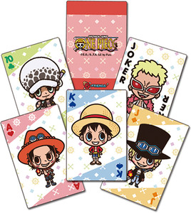 One Piece - G-Friends Playing Cards