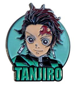 Demon Slayer - Tanjiro Enamel Pin