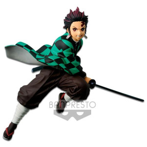 Demon Slayer - Tanjiro Kamado (Vibration Stars Ver.)