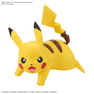 Pikachu Battle Pose Ver. (Quick Build Kit #03)