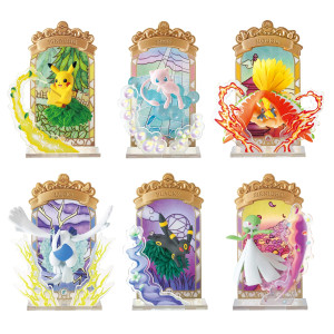 Pokemon - Stained Glass Collection