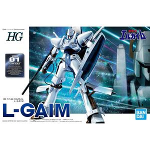 Heavy Metal L-Gaim - 1/144 L-Gaim