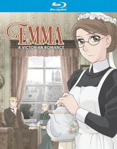 Emma A Victorian Romance Season 1 Blu-ray