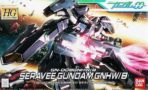 Seravee Gundam GNHW/B