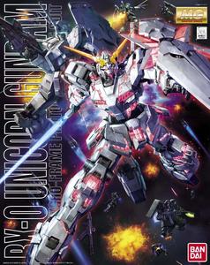 Mobile Suit Gundam Unicorn - RX-0 Unicorn Gundam Full Psycho Frame
