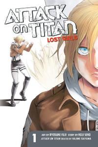 Attack On Titan: Lost Girls - Vol. 1