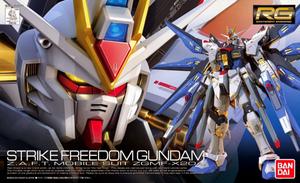 14 - Strike Freedom Gundam