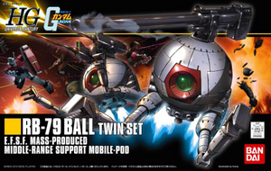 Mobile Suit Gundam - RB-79 Ball Twin Set