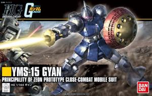 Mobile Suit Gundam - YMS-15 Gyan