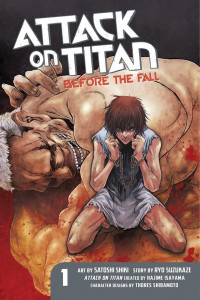 Attack On Titan: Before The Fall - Vol. 1
