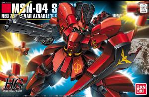 Mobile Suit Gundam Char's Counterattack - Sazabi