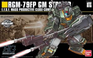 Mobile Suit Gundam Bonds of the Battlefield - RGM-79FP GM Striker