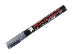 Gundam Marker - Silver (Metallic) (GM05)