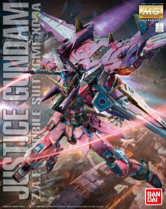Mobile Suit Gundam Seed - ZGMF-X09A Justice Gundam