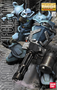 Mobile Suit Gundam 08th MS Team - MS-07B3 Gouf Custom