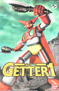 Getter Robo - Getter 1 (Mechanic Collection Ver.)