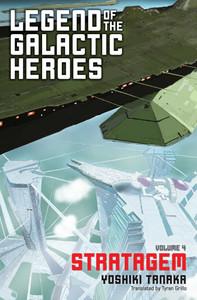 Legend Of The Galactic Heroes Novel - Vol. 4