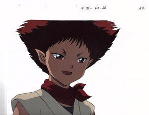 Inu Yasha - Production Cel 13