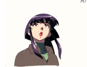 Tenchi Muyo - Production Cel 004