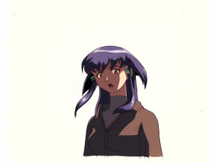 Tenchi Muyo - Production Cel 010