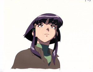 Tenchi Muyo - Production Cel 024