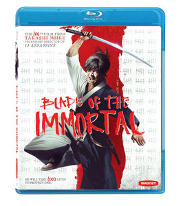 Blade of the Immortal (Live Action) Blu-Ray