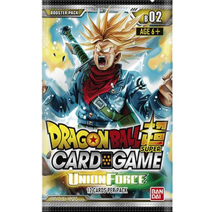 Dragon Ball Super TCG - Union Force Booster