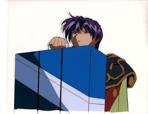Those Who Hunt Elves - Production Cel 01