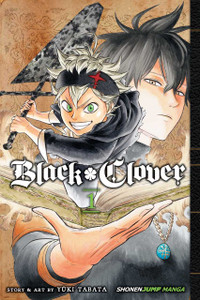 Black Clover - Vol. 1