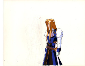 Vision of Escaflowne - Production Cel 01