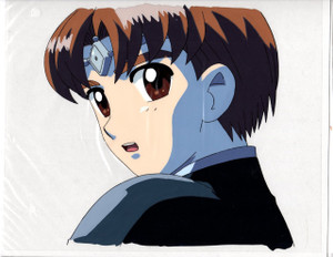 Crest of the Stars - Production Cel 04