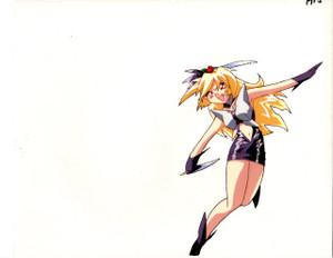 Magical Girl Pretty Sammy - Production Cel 03