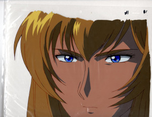 Devilman Lady - Production Cel 01