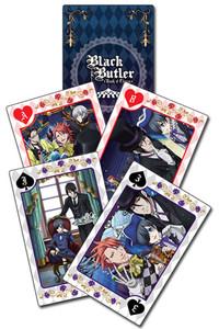 Black Butler: Book of Circus - Group Deck