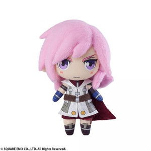 Final Fantasy XIII - Lightning Mini Plush