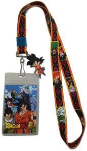 Dragon Ball Super - Goku Emblem w/ Group Strap