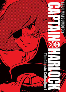 Captain Harlock: The Classic Collection - Vol. 1 (Hardcover)