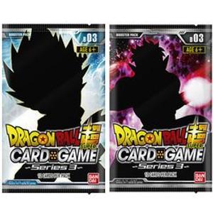 Dragon Ball Super TCG - Cross Worlds Booster