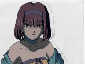 Sakura Wars - Production Cel 03