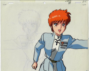 Gall Force - Production Cel 01