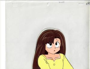 Ranma 1/2 - Production Cel 029